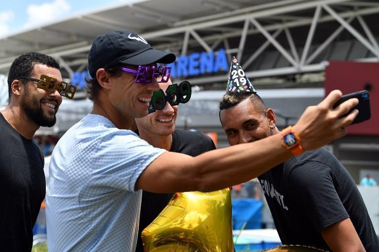 Tennis, Nadal pronto per il 2019