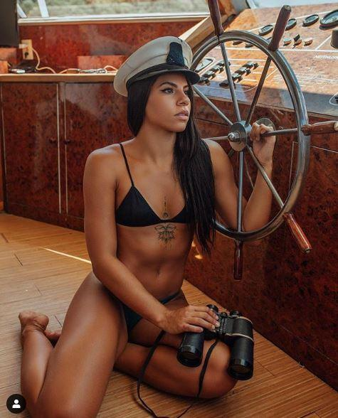 Tuffi, Ingrid Oliveira dopo lo scandalo hot: