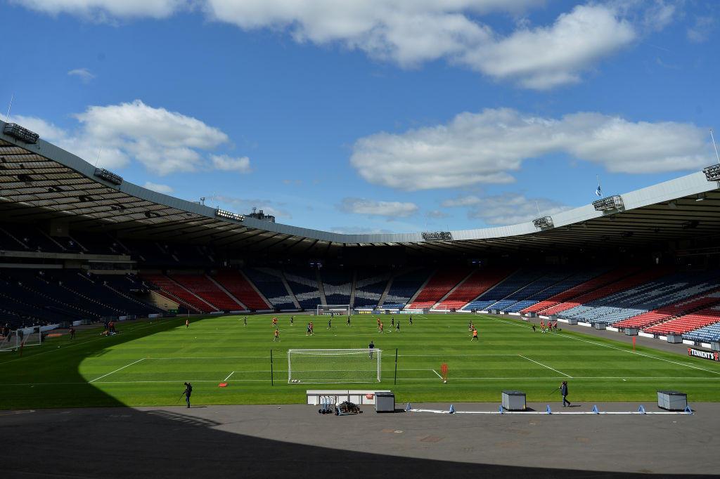 Glasgow (Scozia): Hampden Park
