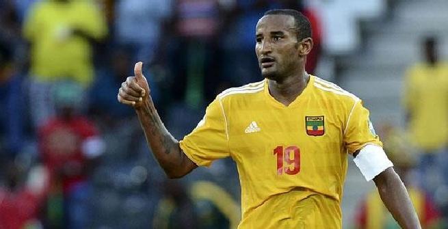 L'etiope Adane Girma