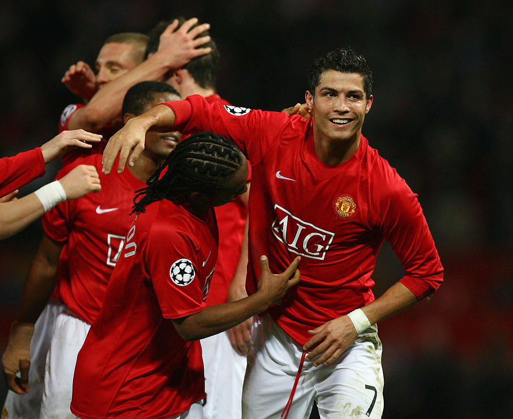 Manchester United 118