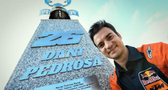 "Jerez, ecco la ""curva Pedrosa"""
