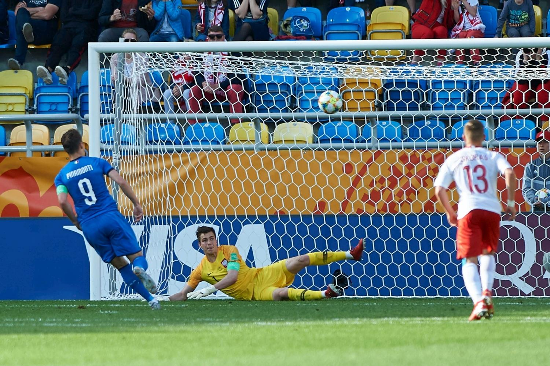 Mondiale U20: Italia-Polonia 1-0