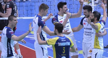 Serie A1 volley, foto IPP