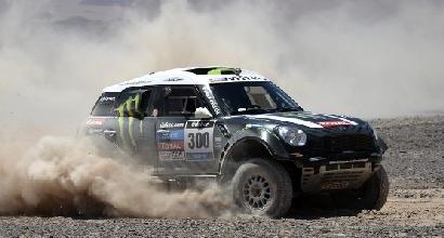Dakar 2014: Peterhansel non molla, sua la 9a tappa