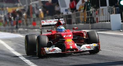 Alonso, AFP