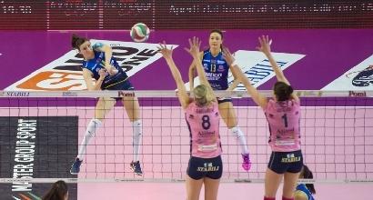 Volley, playoff A1 femminile: Casalmaggiore torna in corsa