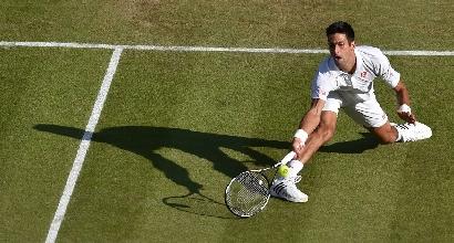 Wimbledon: Federer ai quarti, a Serena il derby delle Williams