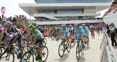 Vuelta, foto AFP
