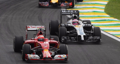 Formula Uno (LaPresse)