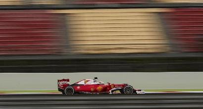"Ferrari, Vettel: ""Mercedes favorite a Monaco"""