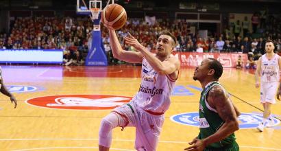 Basket, playoff Serie A: Reggio sul 2-0, Avellino si arrende