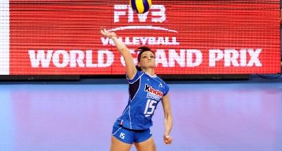 Volley, World Grand Prix: Belgio travolto, l'Italia chiude bene
