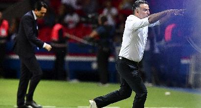Ligue 1: Paris Saint Germain-St. Etienne 1-1, fischi contro Emery