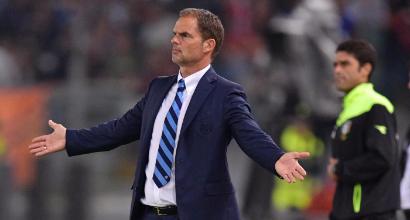 Serie A Inter, De Boer: