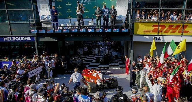 F1, le pagelle di Melbourne
