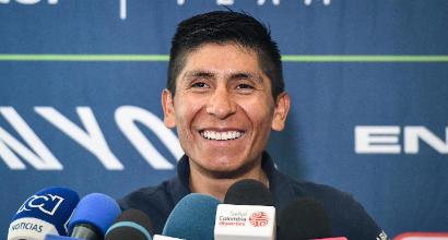 Nairo Quintana (Ansa)