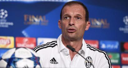 """Juve, Allegri: """"Non basta la finale, domani bisogna vincere"""""""
