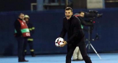 Shevchenko, attacco al Milan: