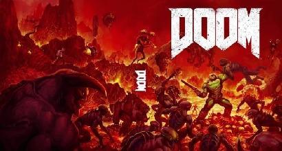 Doom su Nintendo Switch dal 10 novembre