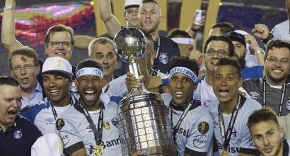 Coppa Libertadores: trionfo Gremio