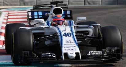 F1, Williams: quando i soldi vincono sul talento<br />