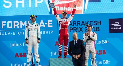 Formula E: Felix Rosenqvist vuole il titolo