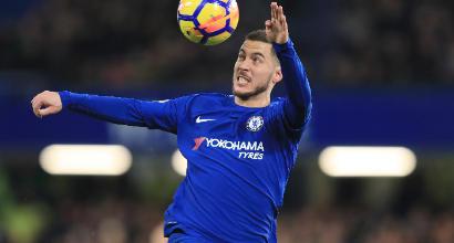 Premier, Hazard scaccia la crisi: il Chelsea torna alla vittoria