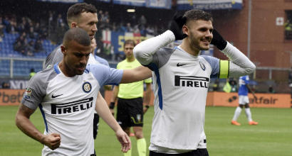 Spalletti ei mali dell'Inter: