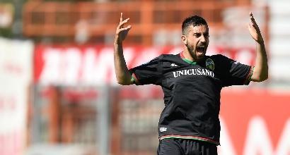 Serie B: la Ternana sbanca Perugia, Mancuso trascina il Pescara