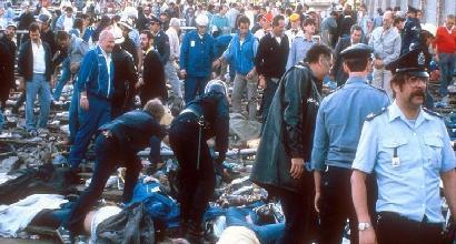"""La Juve commemora """"i 39 angeli dell'Heysel: a distanza di 33 anni siete sempre con noi"""""""