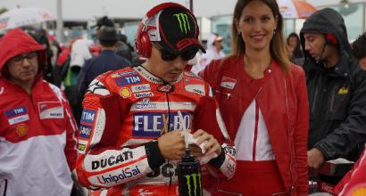 """MotoGp, Lorenzo assicura: """"Nel 2019 correrò con una moto competitiva"""""""