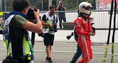 Vettel, Twitter