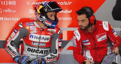 "MotoGP, Dovizioso:""Occhio a Marquez e Crutchlow"""