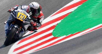 Moto3: Fenati torna in pista con il Team Snipers