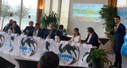 Nuoto, a Pavia presentata la Servipack Italia Swim Cup con streaming Facebook