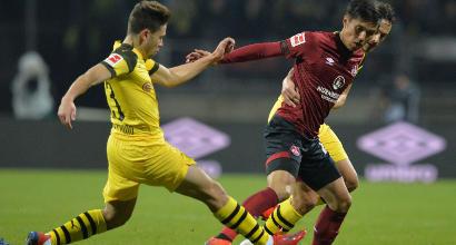 Bundesliga: rallenta ancora il Dortmund con il Norimberga, ora il Bayern è solo a -3