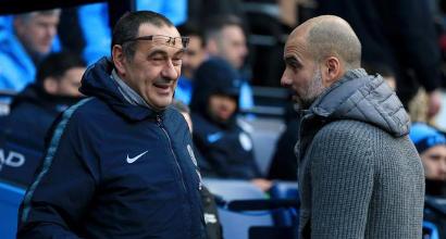 Chelsea, Sarri agli sgoccioli: serve l'impresa contro il Manchester City