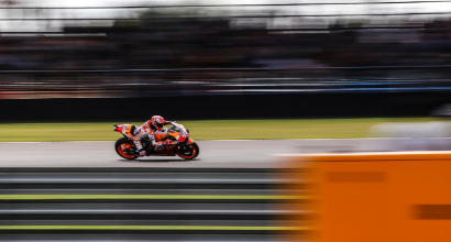 MotoGP, Marquez super in FP3