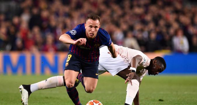Barcellona-Liverpool, ladri a casa di Arthur: il fratello minacciato con machete e cacciavite