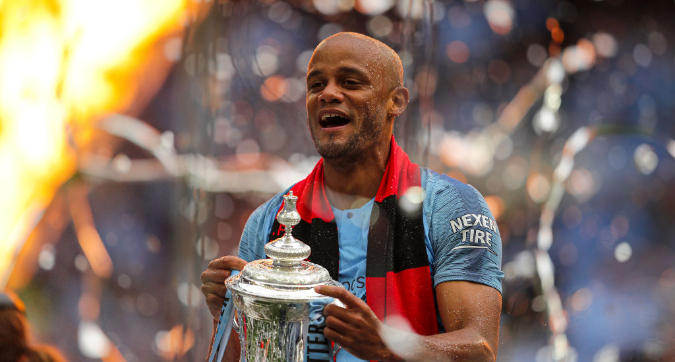 Manchester City: Kompany dice addio