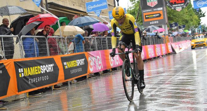 Giro d'Italia 2019: Roglic domina a cronometro, Nibali resiste: quarto