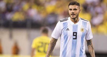 Argentina, Icardi fuori dai convocati per la Copa America