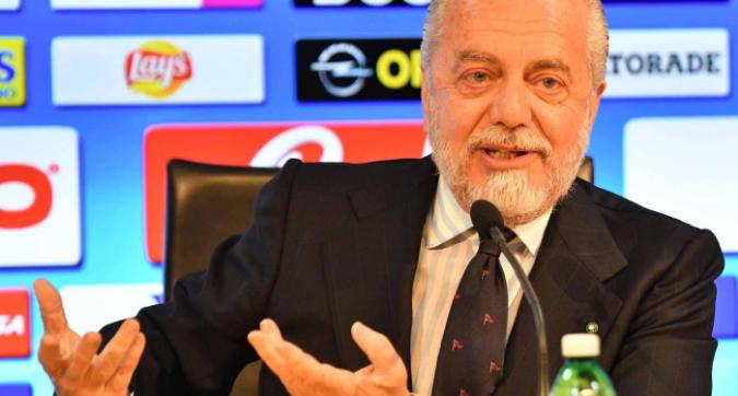 De Laurentiis potrebbe vendere il Napoli: già rifiutata un'offerta da 400 milioni