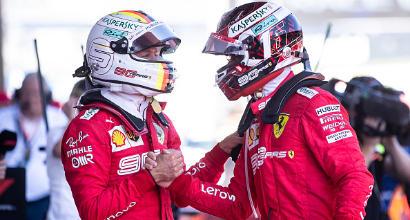 """F1, Vettel: """"Cosa vorrei? Tre vittorie nelle prossime tre gare"""""""