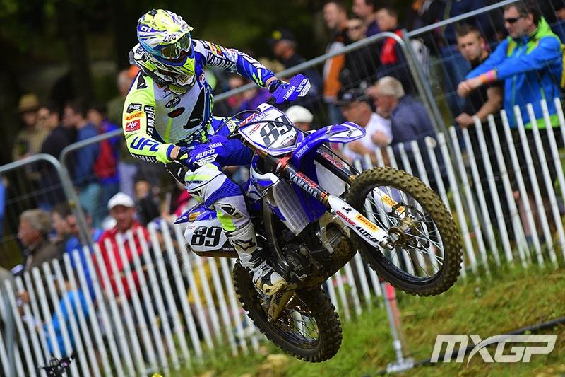 Motocross, Cairoli manca il sorpasso in Francia