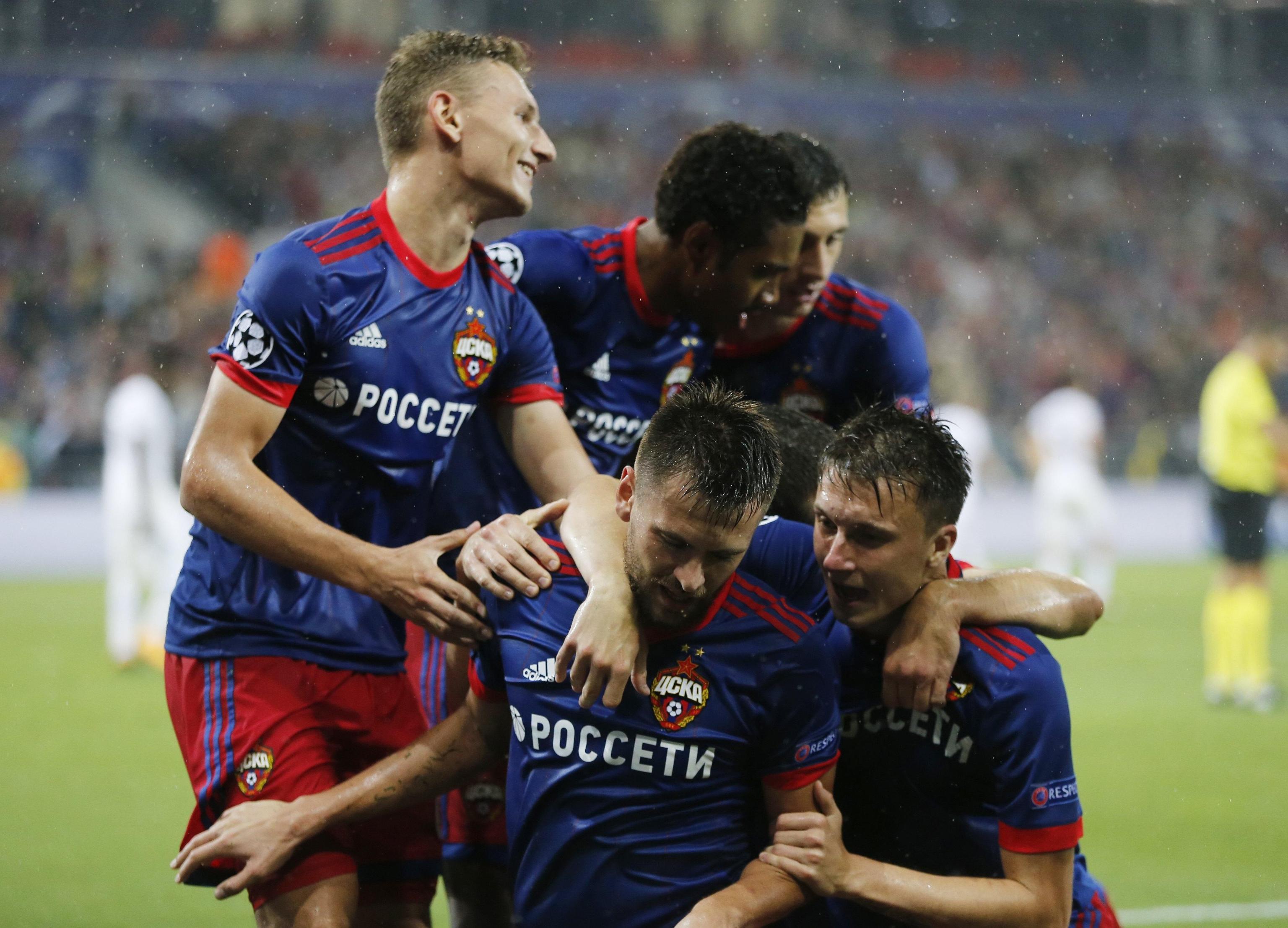 Champions: Reds ai gironi