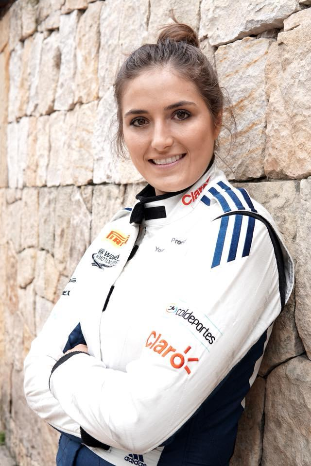 Tatiana Calderon, nuova test driver Sauber-Alfa Romeo