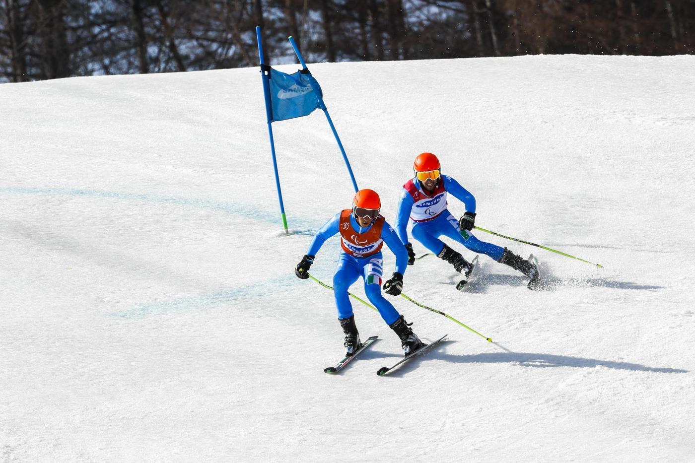 Paralimpiadi, Bertagnolli vince anche l'oro