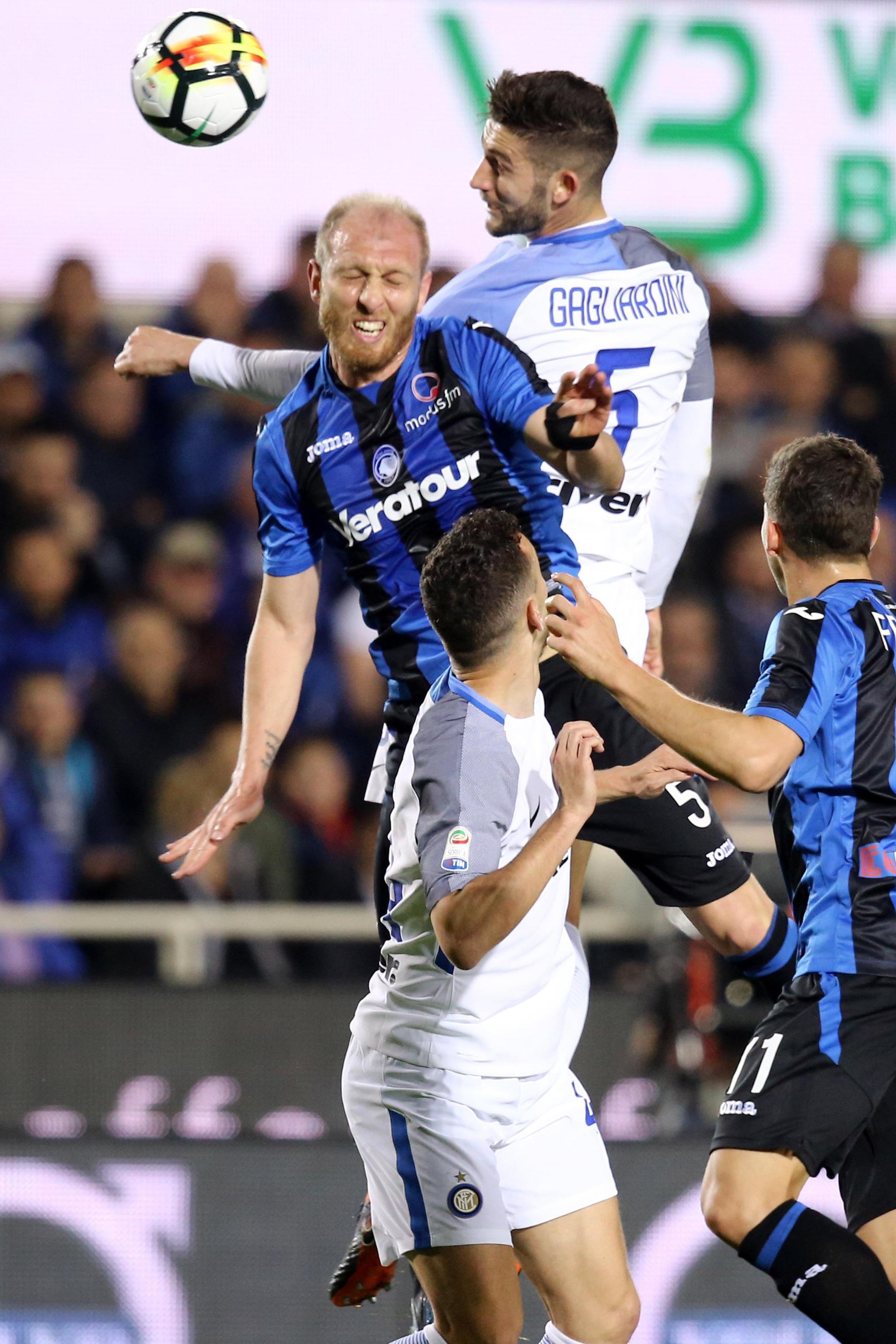 Serie A: l'Inter rallenta nella corsa Champions